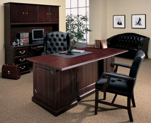 Executive Office Desk Greenville