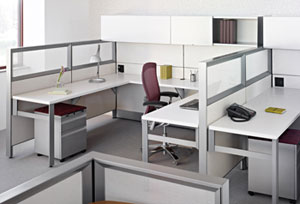 Attirant Office Furniture Systems For Raleigh, NC, Businesses